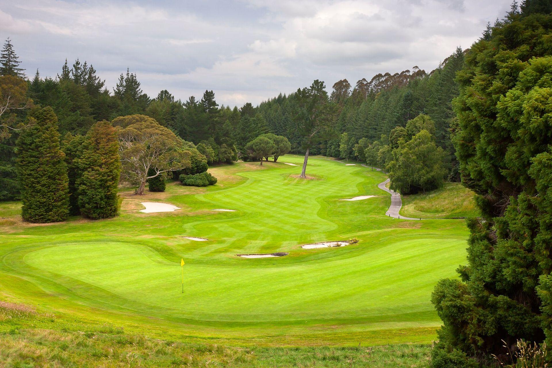 Wairakei Golf Course