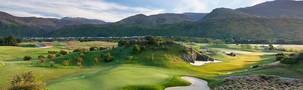 The Hills Golf Course, Queenstown, NZ