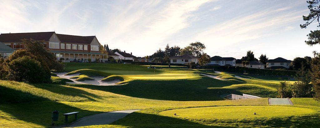 Titirangi Golf Club, New Lynn, Auckland, NZ.