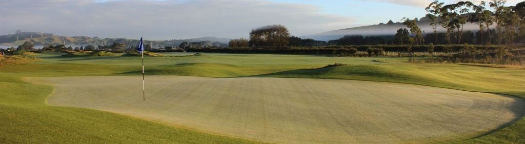 Windross Farm Golf Course, Ardmore, Papakura, Auckland, NZ.