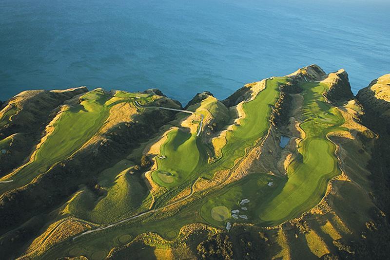 Cape Kidnappers Golf Course, Clifden, Napier, NZ.