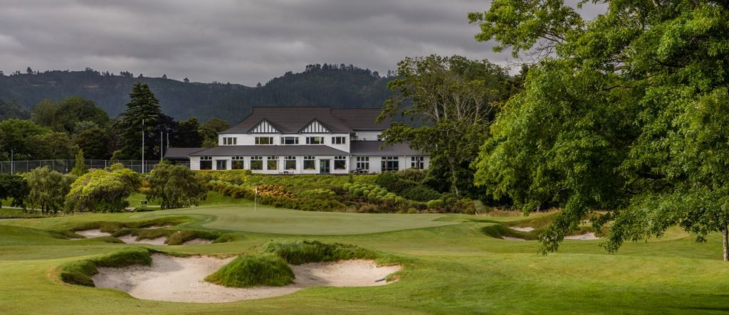 Royal Wellington Golf Club, Wellington, NZ.