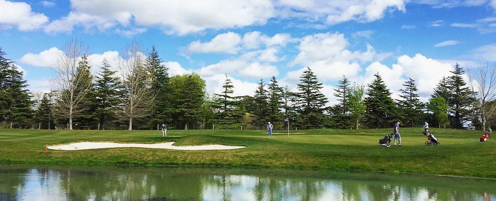 Pegasus Golf & Sports Club, Canterbury, NZ