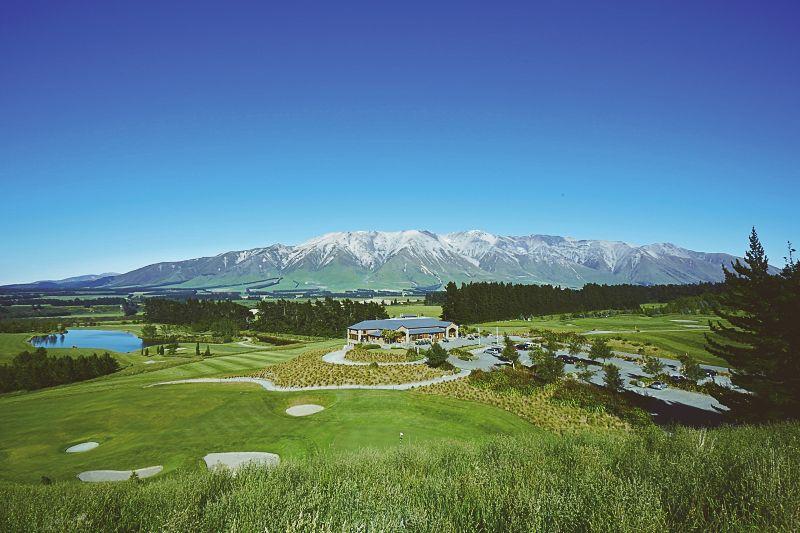 Terrace Downs Golf Club, Canterbury, NZ