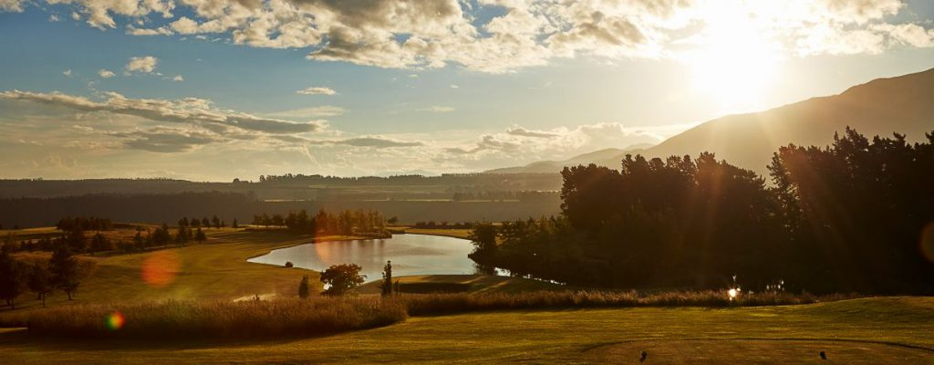 Terrace Downs Golf Club, Canterbury, NZ